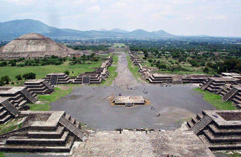 Mexiko-den-3-Teotihuacan