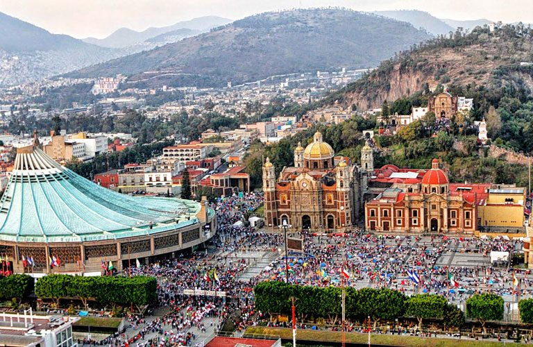 mexiko-den-2-Shrine-of-Our-Lady-Guadalupe---Mexico-City
