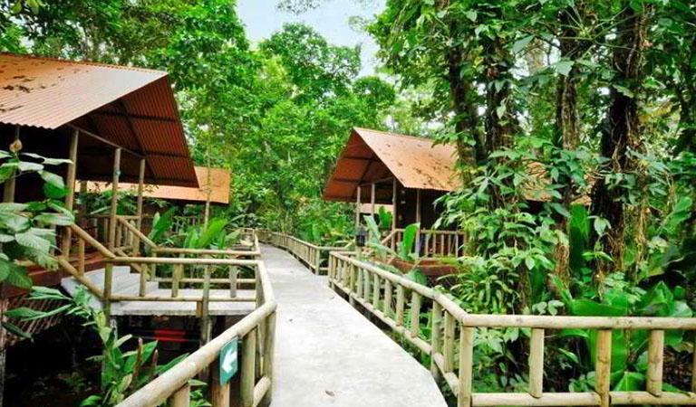 Kostarika hotel Aninga Lodge