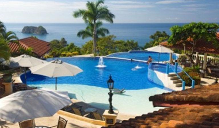 El Parador hotel 5* - Punta Quepos