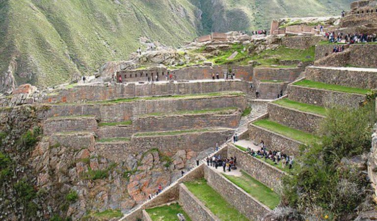 Peru Cusco stavby