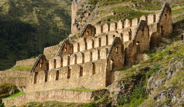 Peru ruiny