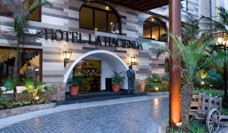 LA HACIENDA MIRAFLORES HOTEL 4*