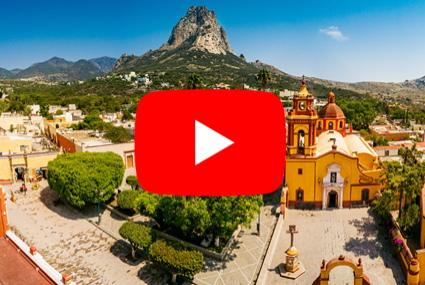VIDEOPOZVÁNKA na Velký okruh SRDCEM MEXIKA