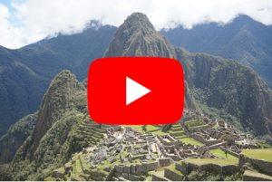 VIDEOPOZVÁNKA na PERU - přes Amazonii k Machu Picchu